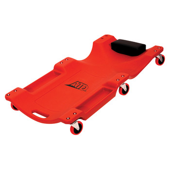 ATD 81051 300 lb. Capacity Low Profile Blow Molded Plastic Creeper