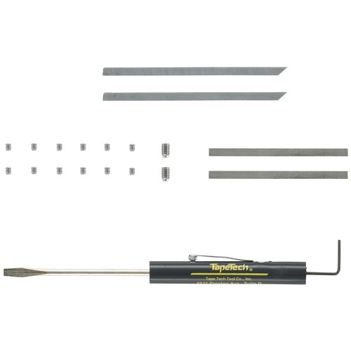 TapeTech 502F4 3 in. Easy Roll Corner Finisher Blade Kit