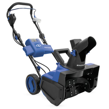 Snow Joe ION18SB-PRO Snow Joe Blue 40V 5.0 Ah 18 in. Snow Thrower image number 1