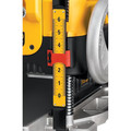 Dewalt DW735X 13 in. Two-Speed Thickness Planer with Support Tables and Extra Knives image number 3