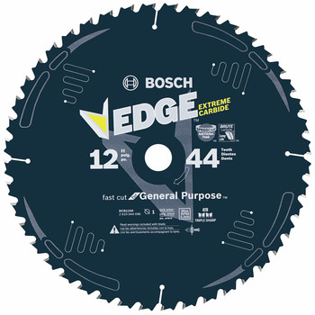 Bosch DCB1080 Daredevil 10 in. 80 Tooth Circular Saw Blade for Laminate and Melamine image number 0