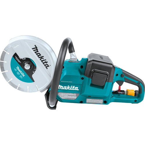 Makita XEC01Z 18V X2 (36V) LXT Brushless Lithium-Ion 9 in. Cordless Power Cutter with AFT Electric Brake (Tool Only) image number 0