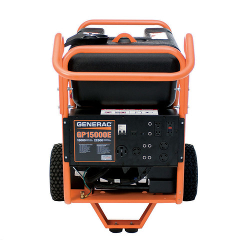 Generac 5734 GP Series 15,000 Watt Portable Generator image number 2