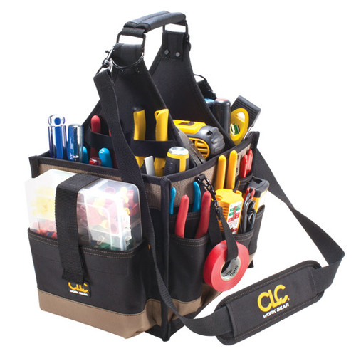 CLC 1528 22-Pocket Large Electrical and Maintenance Tool Carrier