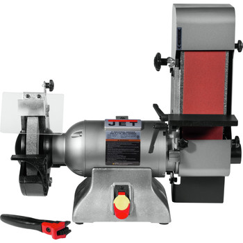JET 578436 IBGB-436 8 in. Industrial Grinder and 4 x 36 in. Belt Sander