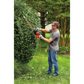 Black & Decker BEHTS300 20 in. SAWBLADE Electric Hedge Trimmer image number 2