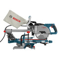 Bosch CM8S 8-1/2 in. Single Bevel Sliding Compound Miter Saw image number 2