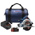 Bosch CCS180-B14 18V 6-1/2 In. Circular Saw Kit with CORE18V Battery image number 0