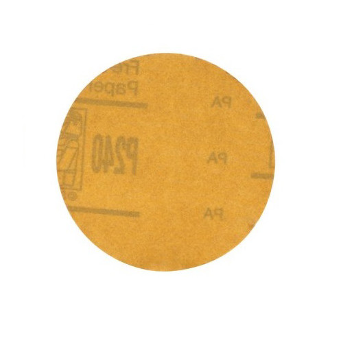 3M 915 Hookit Gold Disc, 3 in., P240A (50-Pack)