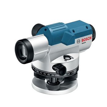 Bosch GOL26CK 26X Zoom Optical Level Kit with Tripod and Rod image number 1