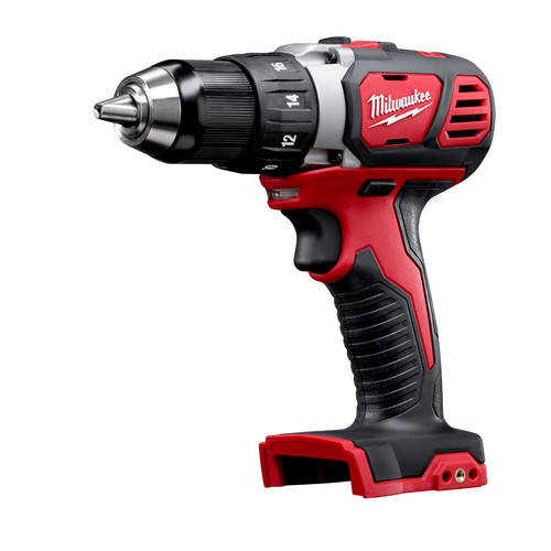 Milwaukee 2606-20 M18 Lithium-Ion Compact 1/2 in. Cordless Drill Driver (Tool Only) image number 0