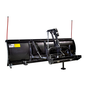 Detail K2 AVAL8826ELT Avalanche ELITE 88 in. x 26 in. Heavy Duty UNIVERSAL T-Frame Snow Plow Kit with ACT8020 Actuator and EWX004 Wireless Remote image number 2