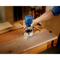 Bosch GKF125CEN 1.25 HP Variable Speed Palm Router with LED image number 7