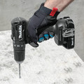 Makita XPH11RB 18V LXT Lithium-Ion Brushless Sub-Compact 1/2 in. Cordless Hammer Drill Driver Kit (2 Ah) image number 6