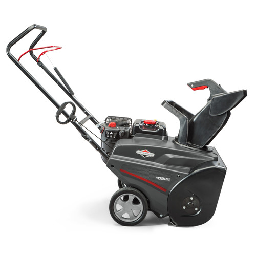 Briggs & Stratton 1696737 208cc Gas Single Stage 22 in. Snow Thrower