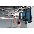 Factory Reconditioned Bosch GRL 250 HVCK-B-RT Dual-Axis Self-Leveling Rotary Laser Kit with Tripod image number 7