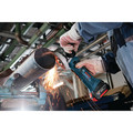 Factory Reconditioned Bosch GWS18V-50-RT 18V Cordless Lithium-Ion 5 in. Angle Grinder (Tool Only) image number 4