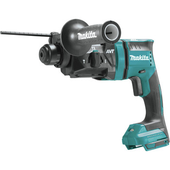 Makita XRH12Z 18V LXT Lithium-Ion Brushless 11/16 in. AVT AWS Capable Rotary Hammer, accepts SDS-PLUS bits (Tool Only) image number 0