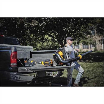 Dewalt DCBL590X1 40V MAX Cordless Lithium-Ion XR Brushless Backpack Blower Kit image number 9