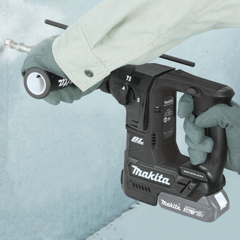 Makita XRH06ZB 18V LXT Cordless Lithium-Ion Brushless Sub-Compact 11/16 in. Rotary Hammer Tool Only image number 5