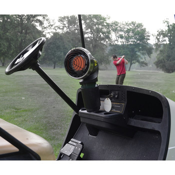 Mr. Heater F242010 4,000 BTU Golf Cart Heater image number 1