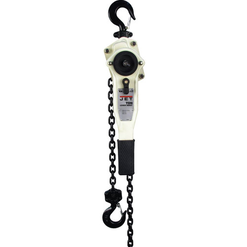JET JLP-150AWO-15 1.5 Ton Lever Hoist with 15 ft. Lift & Overload Protection