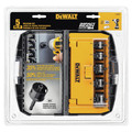 Dewalt D1800IR5 5-Piece Impact Ready Hole Saw Set