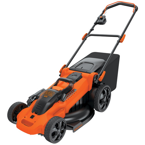 Factory Reconditioned Black & Decker CM2040R 40V MAX Lithium-Ion 20 in. 3-in-1 Lawn Mower image number 0