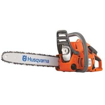 Husqvarna 450 II E-Series 50.2cc Gas 18 in. Rear Handle Chainsaw