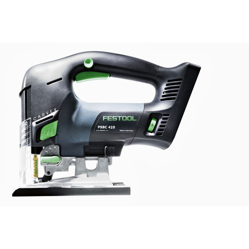 Festool PSBC 420 EB CARVEX 18V Cordless Lithium-Ion D-Handle Jigsaw (Bare Tool)