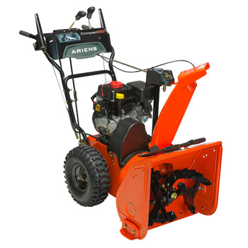 Ariens 921046 Deluxe 28 254CC 2-Stage Electric Start Gas Snow Blower with Headlight image number 0