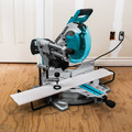 Makita LS1019L 10 in. Dual-Bevel Sliding Compound Miter Saw with Laser image number 5