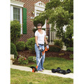 Black & Decker MTC220 20V MAX Cordless Lithium-Ion 3-in-1 Trimmer/Edger & Mower image number 4