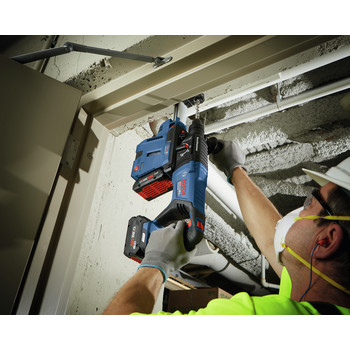 Bosch GBH18V-26DN 18V EC Brushless SDS-Plus Bulldog 1 in. Rotary Hammer (Tool Only) image number 7