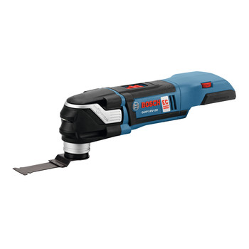 Factory Reconditioned Bosch GOP18V-28N-RT 18V EC Cordless Lithium-Ion Brushless StarlockPlus Oscillating Multi-Tool (Tool Only) image number 0