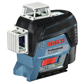 Bosch GLL3-330CG 360-Degrees Connected Green-Beam Three-Plane Leveling and Alignment-Line Laser image number 2