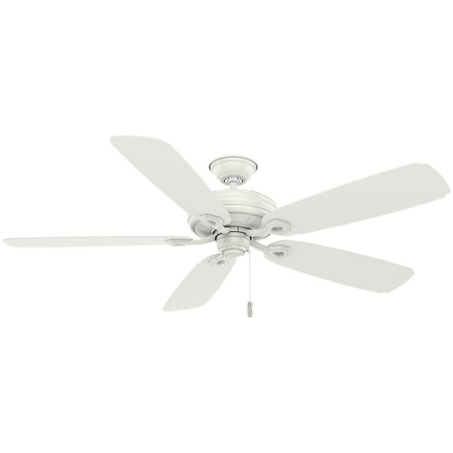 Casablanca 55075 60 in. Charthouse Fresh White Ceiling Fan