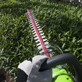 Greenworks 22332 G-MAX 40V Lithium-Ion 24 in. Rotating Hedge Trimmer (Tool Only) image number 5