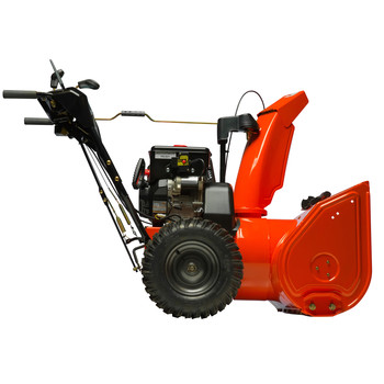 Ariens 921045 Deluxe 24 254CC 2-Stage Electric Start Gas Snow Blower with Headlight image number 3