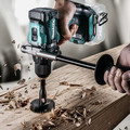 Makita GPH01Z 40V Max XGT Brushless Lithium-Ion 1/2 in. Cordless Hammer Drill Driver (Tool Only) image number 6