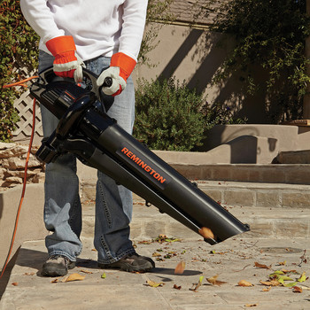 Remington 41BBESPG983 12 Amp Variable-Speed Electric Handheld Mulching Blower Vac image number 6
