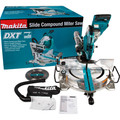 Makita LS1019L 10 in. Dual-Bevel Sliding Compound Miter Saw with Laser image number 1
