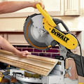 Dewalt DW716 12 in. Double Bevel Compound Miter Saw image number 8