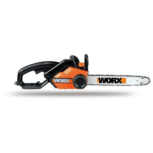 Worx wg3031 145 amp 16 in electric chainsaw electric chainsaw greentooth Images