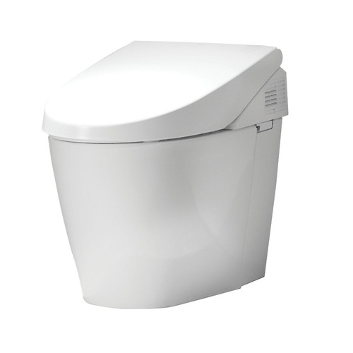 TOTO 550H Neorest Elongated One Piece Dual Flush Toilet (Cotton White)