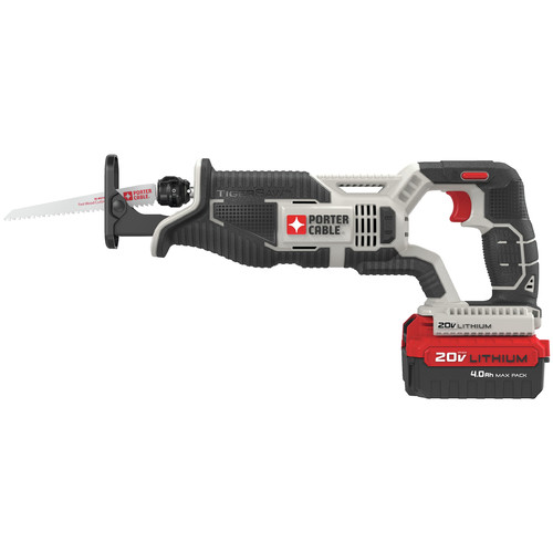 Factory Reconditioned Porter-Cable PCCK619L8R 20V MAX Cordless Lithium-Ion 8-Tool Combo Kit image number 7