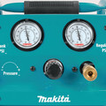 Factory Reconditioned Makita AC001-R 0.6 HP 1 Gallon Oil-Free Hand Carry Air Compressor image number 2