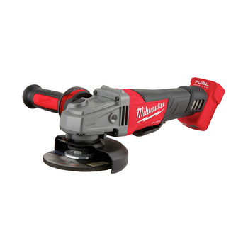 Milwaukee 2780-20 M18 FUEL Lithium-Ion 4-1/2 in./5 in. Paddle Switch Grinder (Tool Only)