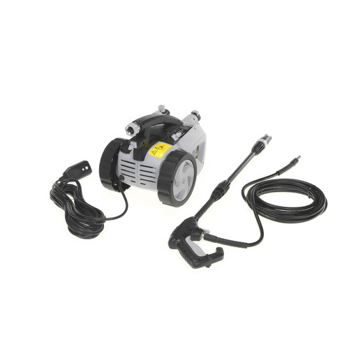 Quipall 1500EPW 1500 PSI 11 Amp 1.5 GPM Electric Pressure Washer With Convenient Multi-Nozzle image number 3