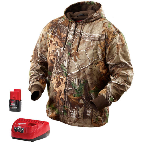 Milwaukee 2383-3X 12V Lithium-Ion Heated Hoodie Kit